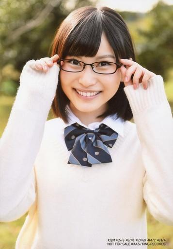 【中古】生写真(AKB48・SKE48)/アイドル/AKB48 福岡聖菜/「抑えきれない衝動」Ver./CD「ハイテンション」[DVD付通常盤A?E](KIZM 455/6 457/8 459/60 461/2 463/4)封入特典生写真