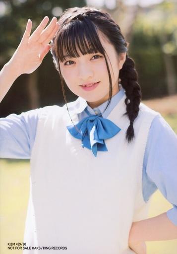 【中古】生写真(AKB48・SKE48)/アイドル/AKB48 佐藤七海/「星空を君に」Ver./CD「ハイテンション」[DVD付通常盤TypeC)(KIZM-459/60] 特典生写真