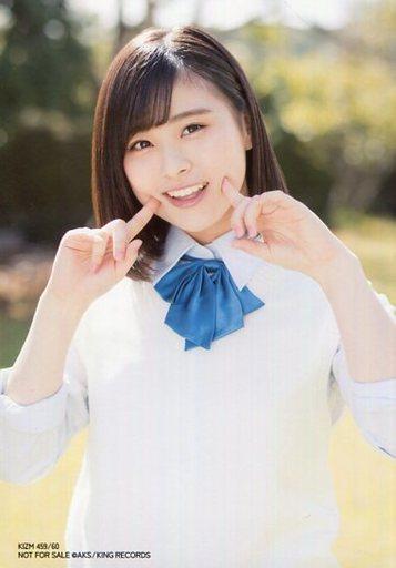 【中古】生写真(AKB48・SKE48)/アイドル/AKB48 佐藤栞/「星空を君に」Ver./CD「ハイテンション」[DVD付通常盤TypeC)(KIZM-459/60] 特典生写真