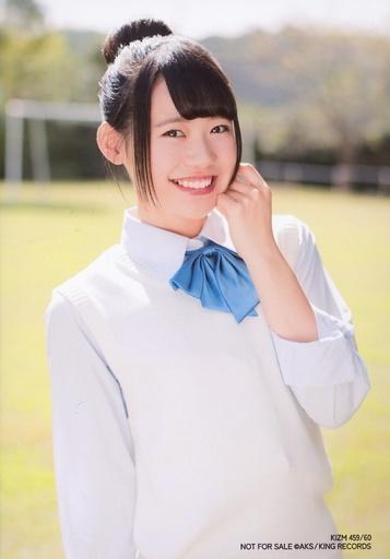 【中古】生写真(AKB48・SKE48)/アイドル/AKB48 服部有菜/「星空を君に」Ver./CD「ハイテンション」[DVD付通常盤TypeC)(KIZM-459/60] 特典生写真