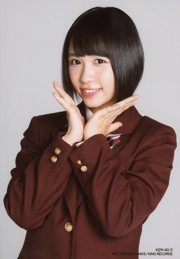 【中古】生写真(AKB48・SKE48)/アイドル/AKB48 山本瑠香/「思春期のアドレナリン」Ver./CD「ハイテンション」[DVD付通常盤TypeD)(KIZM-461/2] 特典生写真