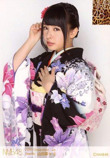 【中古】生写真(AKB48・SKE48)/アイドル/NMB48 3 : 山田菜々/「2012 December-sp」個別生写真
