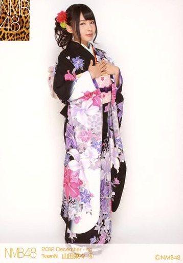 【中古】生写真(AKB48・SKE48)/アイドル/NMB48 4 : 山田菜々/「2012 December-sp」個別生写真