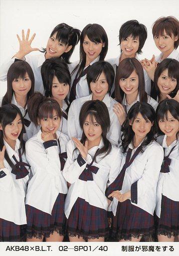 集合(14人)/AKB48×B.L.T. 02-SP0...