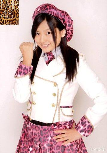 【中古】生写真(AKB48・SKE48)/アイドル/NMB48 太田里織菜/上半身・衣装白・ピンク豹柄スカート・帽子/2011 January vol.1 個別生写真