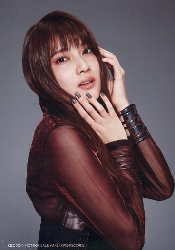 【中古】生写真(AKB48・SKE48)/アイドル/AKB48 入山杏奈/CD「サムネイル」[DVD付A](KIZC-370/1)封入特典生写真
