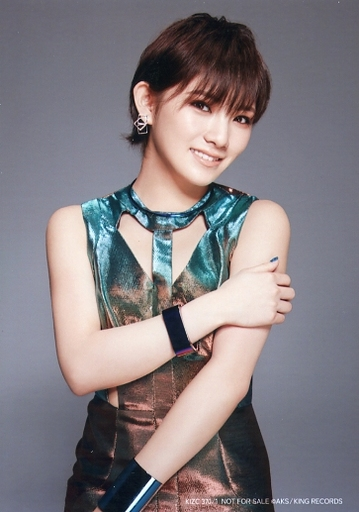 【中古】生写真(AKB48・SKE48)/アイドル/AKB48 岡田奈々/CD「サムネイル」[DVD付A](KIZC-370/1)封入特典生写真