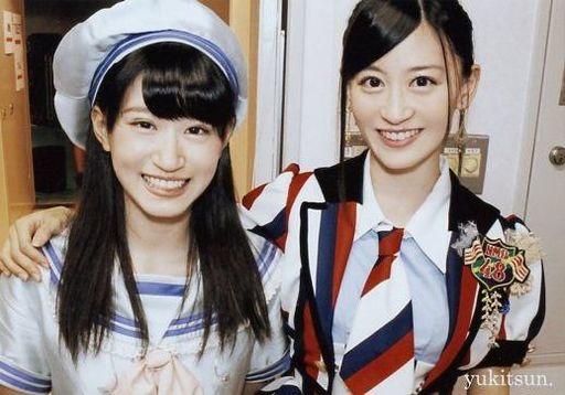 上西恵・上西怜/「yukitsun.」/「NMB48 スクールカレンダー 2017-2018 蔵出し! ゆきつんカメラ」封入特典生写真