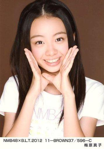 梅原真子/NMB48×B.L.T.2012 11-B...