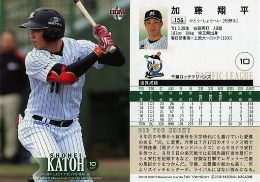 156 [レギュラーカード] : 加藤...