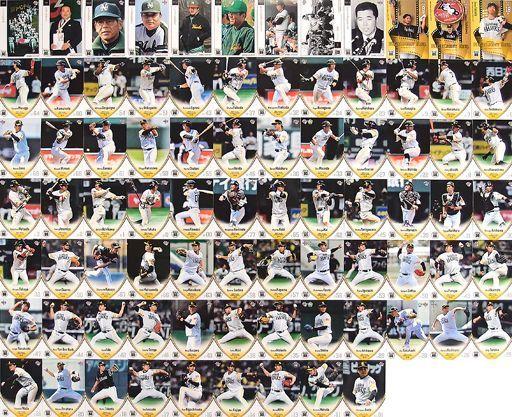 【中古】BBM/BBM2018 福岡ソフトバンクホークス ◇BBM2018 福岡ソフトバンクホークス レギュラーカードコンプリートセット