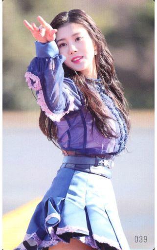 039: IZ * ONE / Kwon Eunbi / IZ * ONE 1st Single