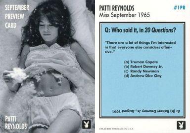 1PR : PATTI REYNOLDS(パティ・...