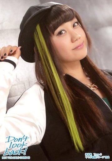 【中古】生写真(AKB48・SKE48)/アイドル/NMB48 薮下柊/CD「Don't look back!」通常盤 Type-C(YRCS-90068)ヤマダ電機グループ特典