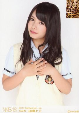 【中古】生写真(AKB48・SKE48)/アイドル/NMB48 2 : 山田菜々/2012 September-sp