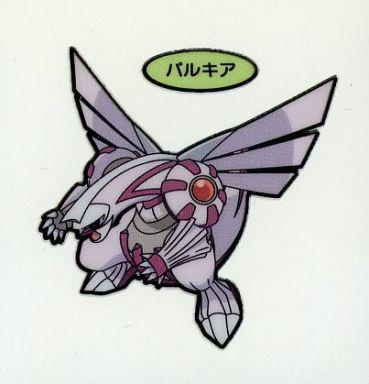 【中古】ポケモンパンシール/第81弾 デコキャラシール パルキア