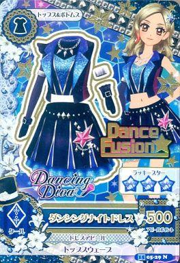 15 05-29 [ノーマル] : ダンシングナイトドレス/黒沢凛