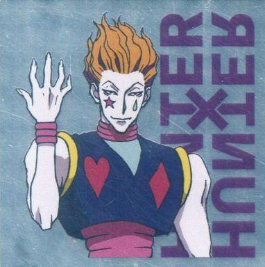 「HUNTER HUNTER ヒソカ」の画像検索結果