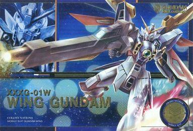 GN-DC04 MS 004 [R6] : [コード保証なし]ウイングガンダム