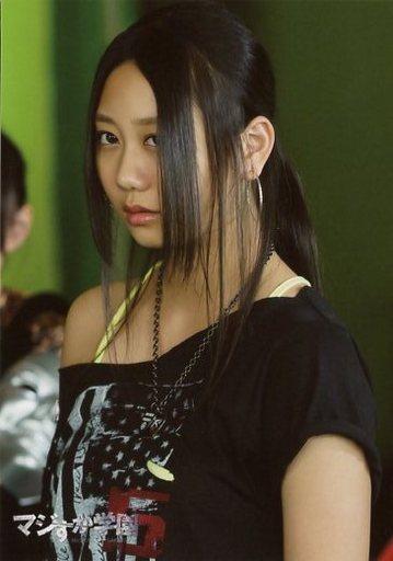 髪のアクセサリーが素敵な古畑奈和さん
