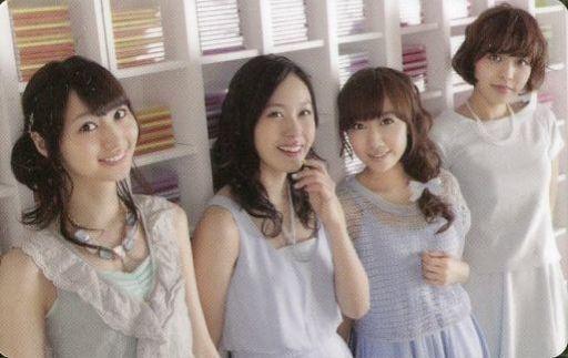スフィア/集合(4人)/CD「4 colors...
