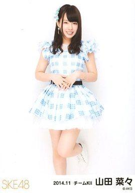 【中古】生写真(AKB48・SKE48)/アイドル/SKE48 山田菜々/全身(足見切れ)/「2014.11」ランダム生写真