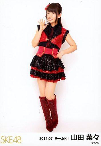 【中古】生写真(AKB48・SKE48)/アイドル/SKE48 山田菜々/全身/「2014.07」ランダム生写真