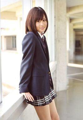 可愛い制服の前田敦子