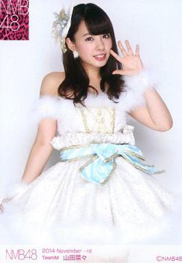 【中古】生写真(AKB48・SKE48)/アイドル/NMB48 山田菜々/2014.November-rd ランダム生写真