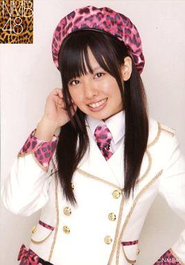 【中古】生写真(AKB48・SKE48)/アイドル/NMB48 山田菜々/上半身・右手顔/個別生写真 第1弾