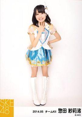 【中古】生写真(AKB48・SKE48)/アイドル/SKE48 惣田紗莉渚/全身・左手腰・右手パー/「NHK紅白ステージ衣装」「2014.05」個別生写真