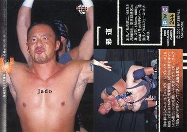 【中古】BBM/レギュラー/レギュラーカード/BBM'2001 プロレスカード 244 [レギュラー] : 邪道