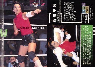 【中古】BBM/レギュラー/レギュラーカード/BBM'2001 プロレスカード 321 [レギュラー] : 柏田千秋