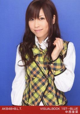 買取】中西里菜/AKB48×B.L.T. VI...