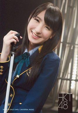 【中古】生写真(AKB48・SKE48)/アイドル/HKT48 松岡菜摘/CD「メロンジュース」ヤマダ電機グループ特典