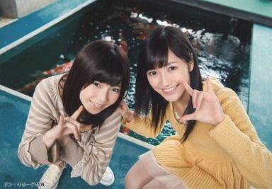 【中古】生写真(AKB48・SKE48)/アイドル/AKB48 島崎遥香・渡辺麻友/CD「So long !」ドン・キホーテ特典