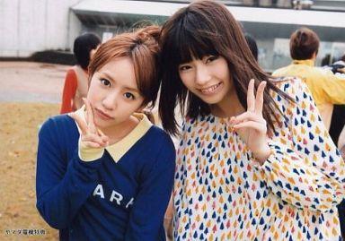 【中古】生写真(AKB48・SKE48)/アイドル/AKB48 高橋みなみ・島崎遥香/CD「So long !」ヤマダ電機特典
