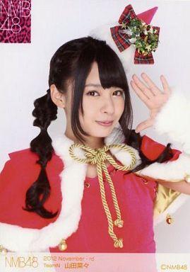 【中古】生写真(AKB48・SKE48)/アイドル/NMB48 山田菜々/2012 November-rd