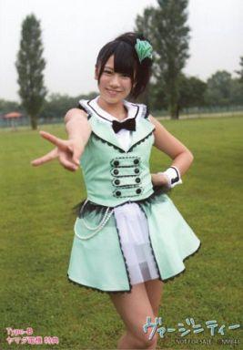 【中古】生写真(AKB48・SKE48)/アイドル/NMB48 福本愛菜/CD「ヴァージニティー」(Type-B)ヤマダ電機特典