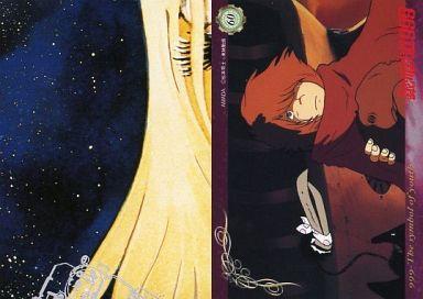 【中古】アニメ系トレカ/銀河鉄道999 Trading Collection 60 [ノーマルカード] : 鉄郎とトリさん/銀河鉄道999(左)