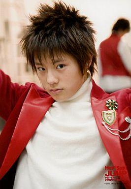 少年時代の岡本圭人