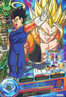 【中古】ドラゴンボールヒーローズ/P/ドラゴンボールヒーローズ カードグミ6 GPBC2-08 [P] : ベジータ