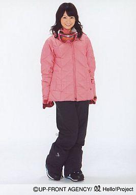 【中古】生写真(ハロプロ)/アイドル/Berryz工房 Berryz工房/菅谷梨沙子/全身・スキーウェア・ゴーグル・ピンク/公式生写真
