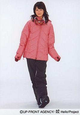 【中古】生写真(ハロプロ)/アイドル/Berryz工房 Berryz工房/菅谷梨沙子/全身・スキーウェア・ゴーグル・ピンク・左足前/公式生写真