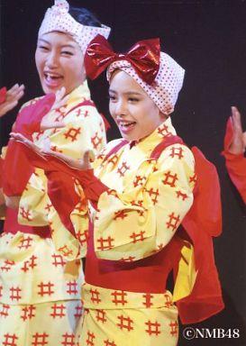 【中古】生写真(AKB48・SKE48)/アイドル/NMB48 山田菜々/「吉本百年物語」お渡し会特典生写真