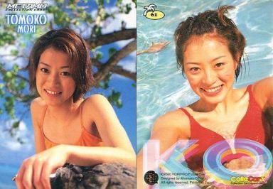 61 : 森知子/レギュラーカード/...