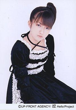 【中古】生写真(ハロプロ)/アイドル/モーニング娘。 モーニング娘。/辻希美/膝上・衣装黒白・ゴスロリ/公式生写真