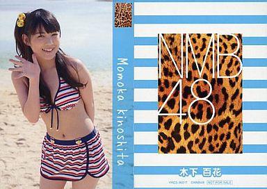 【中古】アイドル(AKB48・SKE48)/CD「ナギイチ」封入トレカ 木下百花/YRCS-90011/CD「ナギイチ通常盤 Type-A DVD付き」封入トレカ