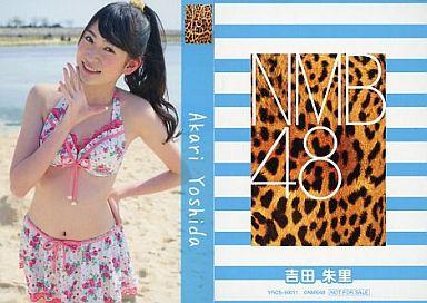 【中古】アイドル(AKB48・SKE48)/CD「ナギイチ」封入トレカ 吉田朱里/YRCS-90011/CD「ナギイチ通常盤 Type-A DVD付き」封入トレカ