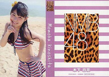 【中古】アイドル(AKB48・SKE48)/CD「ナギイチ」封入トレカ 木下百花/YRCS-90013/CD「ナギイチ通常盤 Type-C DVD付き」封入トレカ